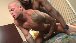 Diesel Washington & Sean  Duran at extra big dicks