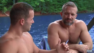 son swap starring Dirk Caber & Luke Adams