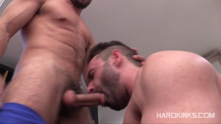 Dany Romeo & Mateo Stanford at hard kinks