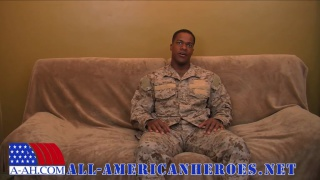 PETTY OFFICER SEAN at all-american heroes