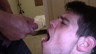 Cum Guzzler at sketchy sex