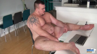 Gunner Scott at bear films