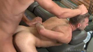 Alexander Greene and Austin Keyes at Extra Big Dicks