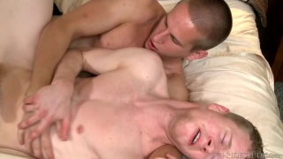 Jacques LaVere & Liam Harkmore at Extra Big Dicks