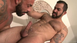 Juanjo Rodriguez and Angel Lobo in casting couch 331