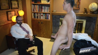Elder Jordan and Bishop Angus - Inspection