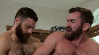 Tommy Defendi & Jake Jennings at extra big dicks