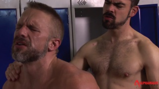 dirk caber and dolan wolf at alpha males
