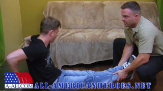 LOGAN FUCKS KAYDEN at all-american heroes