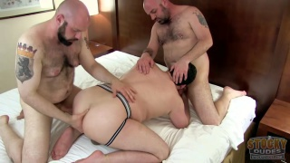 daddy bear makes a homemade sex tape