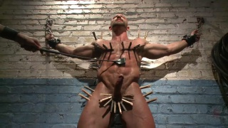 bodybuilder's worst nightmare - tatum at 30 minutes of torment