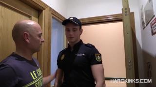 COP'S HELL 4 starring Tyler Roding & Izann