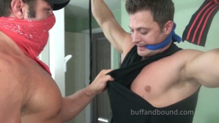 Mike Anthony at buff and bound
