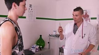 doctor jordan fox and xavier sibley at french twinks