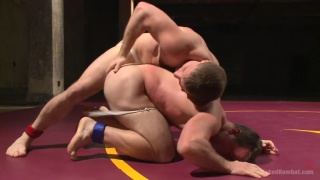 scott harbour vs doug acre at naked kombat