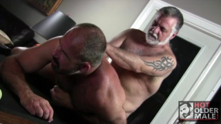 LatinFuzz and Trace Leches at hot older male