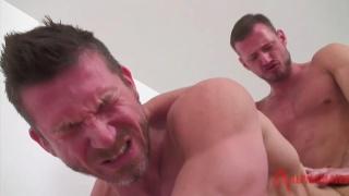 Tomas Brand and Logan Rogue at alpha males