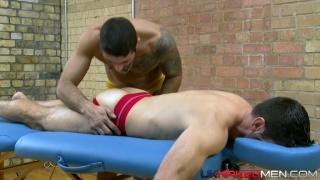 Max Torres & Craig Daniels at uk naked men