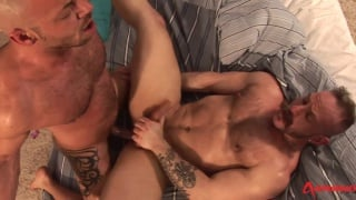 Samuel Colt and Bruno Fox at alpha males
