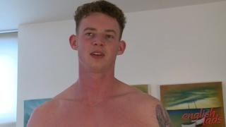 straight guy tom at english lads