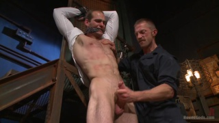 creepy handyman adam herst at bound gods