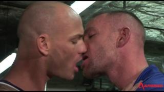 Darren Robins and Kurt Rogers at alpha males