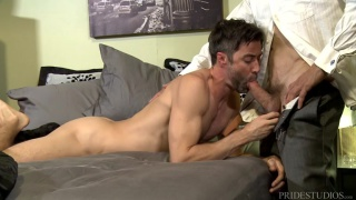 Max Sargent & Justin Beal at men over 30