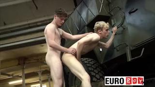Jonny Castle and Colby Parker at euro boy xxx