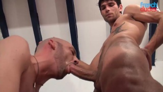 Niko Corsica Casting Video at french dudes