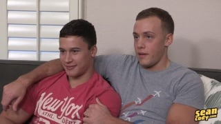 Cory and Perry bareback at sean cody