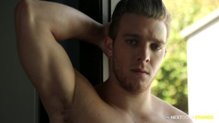 Wes James at Next Door Male