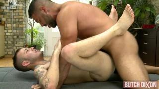 Damian Gomez & Roberto Lacorte at butch dixon