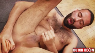 jacob santos masturbates at butch dixon