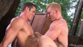 Ryan Rose & Johnny V in naughty pines