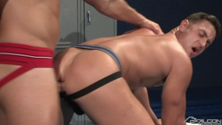 Nick Sterling and Josh Conners at falcon studios