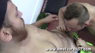 Power Bottom Satisfies Part 2 at amateurs do it