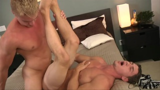 KENT CREAMPIES CAIN at corbin fisher