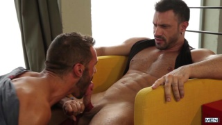 Denis Vega and Flex Xtremmo at men.com