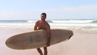 aussie surfer christos at all australian boys