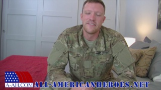 SERGEANT RANDY at all-american heroes