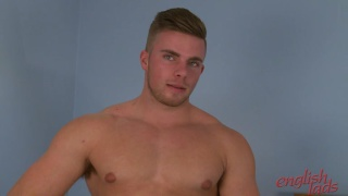 muscled lad jake at english lads