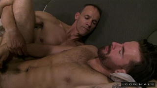 Rodney Steele & Brendan Patrick at Icon Male