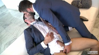DARIO BECK & HECTOR DE SILVA at men at play