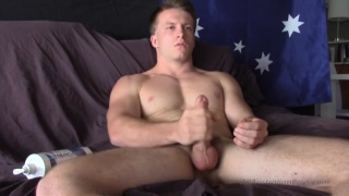 blond life guard jack at all australia boys