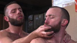 Nick Prescott and Eddy Ceetee  at Titan Men