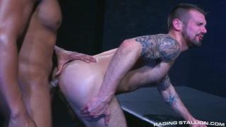 Chris Harder & Michael Thomas at Raging Stallion