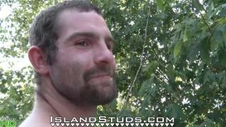 blue-collar welder Phil at Island Studs