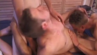 Nipple Biting Sex Orgy at definant boyz