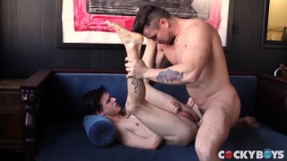 Trenton Ducati Fucks Lev Ivankov at cocky boys