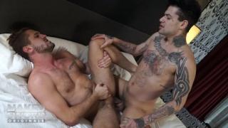 Mickey Taylor Fucks Wesley Woods at naked sword